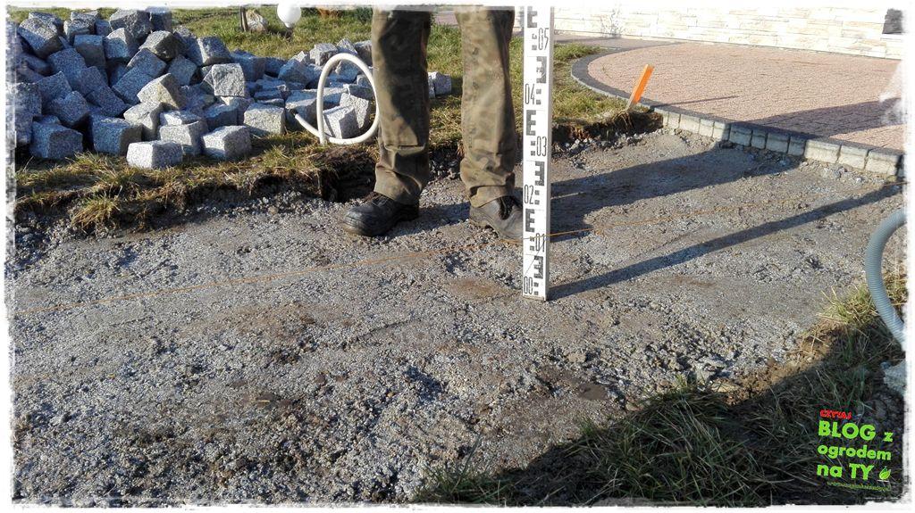 chodnik z kostki granitowej zogrodemnaty31