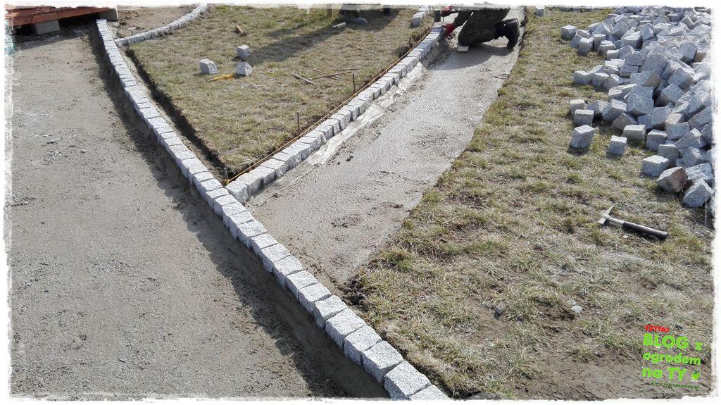 chodnik z kostki granitowej zogrodemnaty43