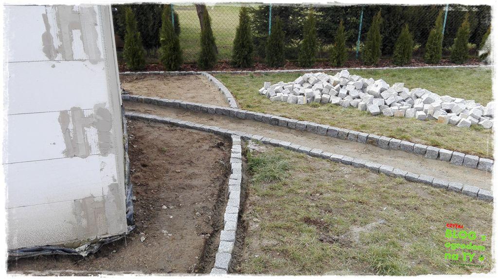 chodnik z kostki granitowej zogrodemnaty63