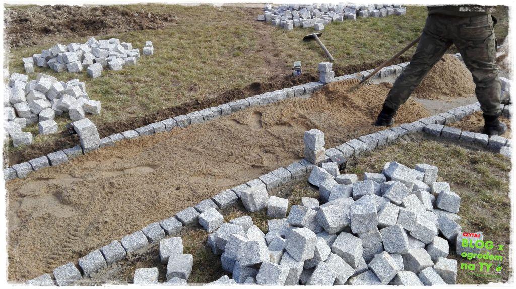 chodnik z kostki granitowej zogrodemnaty67