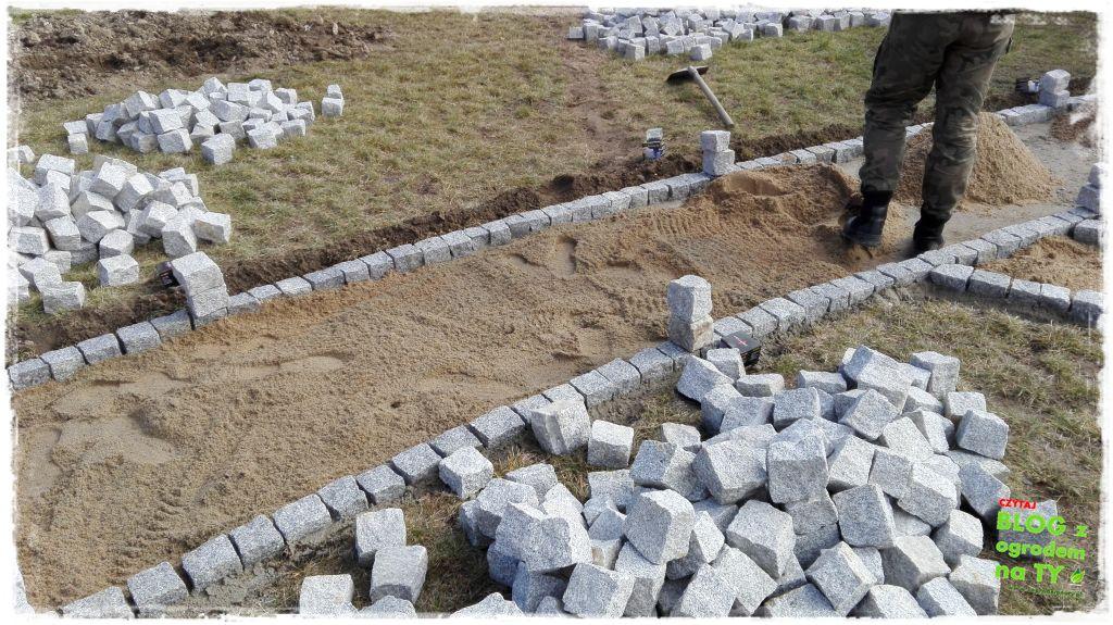 chodnik z kostki granitowej zogrodemnaty68