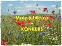 Jubileusz bloga