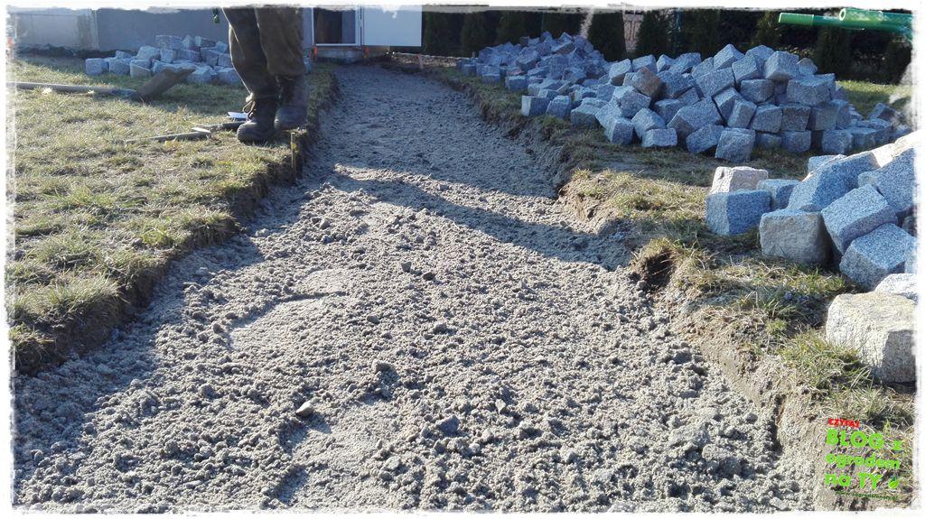 chodnik z kostki granitowej zogrodemnaty29