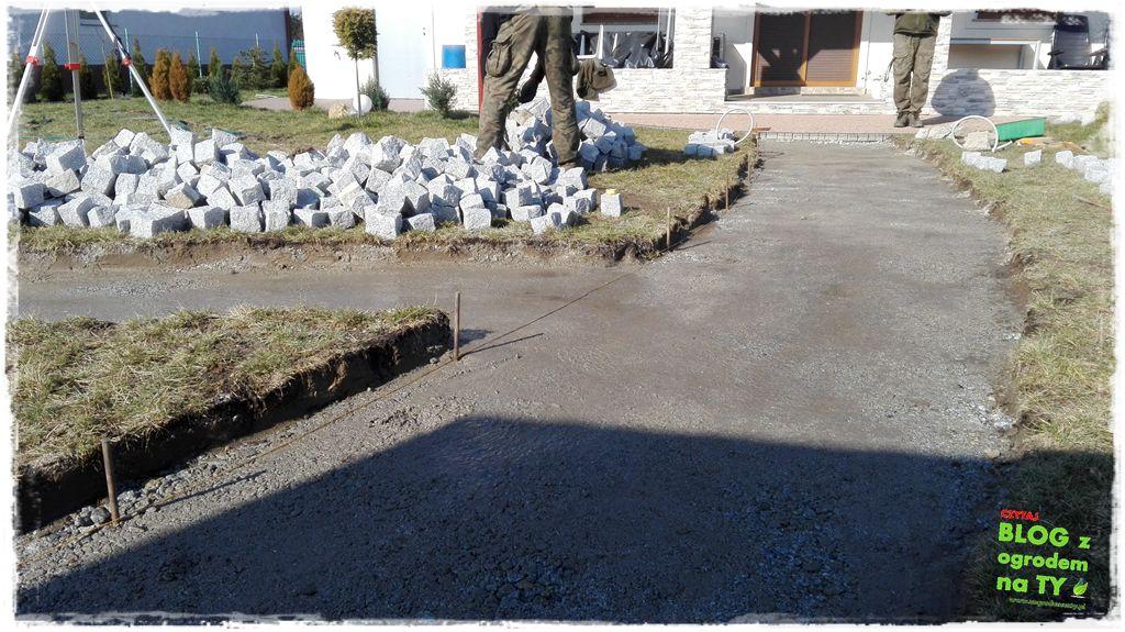 chodnik z kostki granitowej zogrodemnaty32