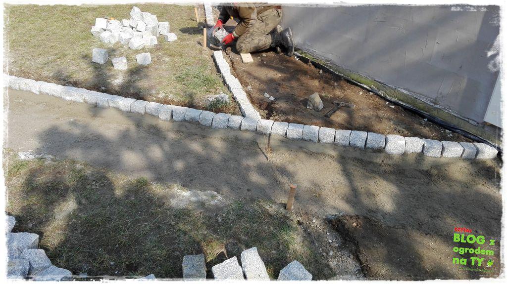 chodnik z kostki granitowej zogrodemnaty45