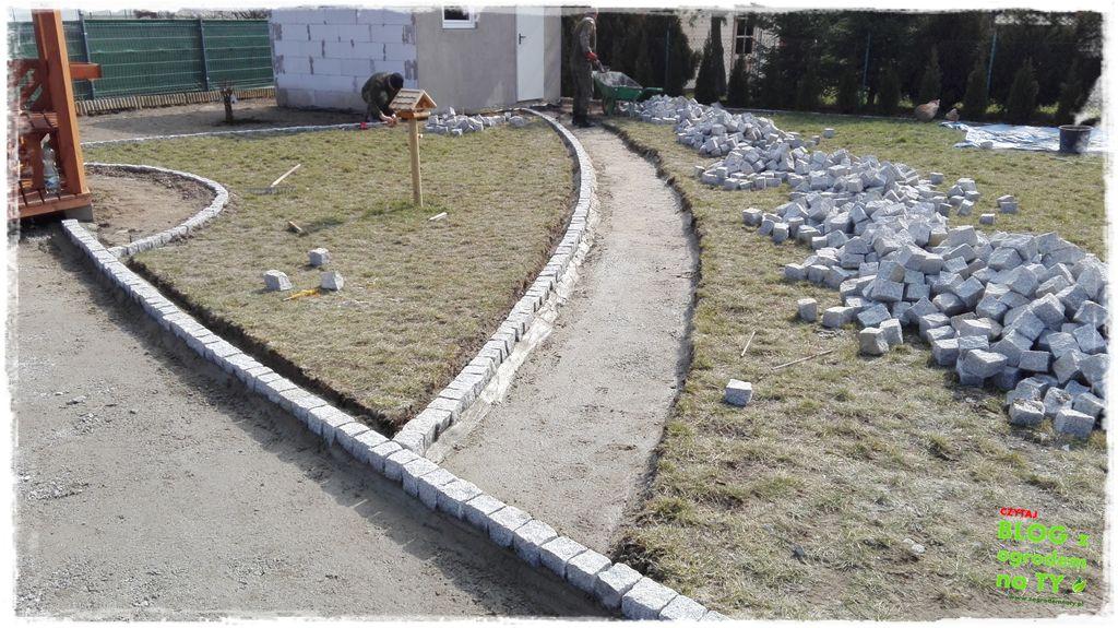 chodnik z kostki granitowej zogrodemnaty46