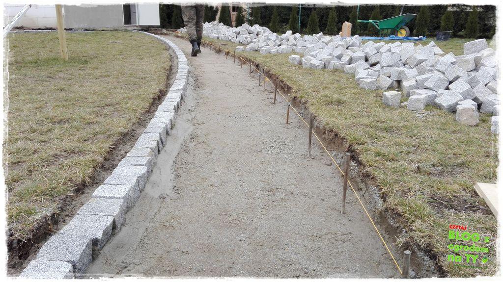 chodnik z kostki granitowej zogrodemnaty59