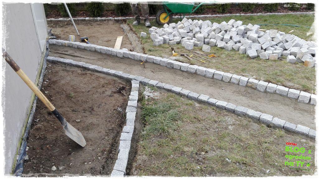 chodnik z kostki granitowej zogrodemnaty62