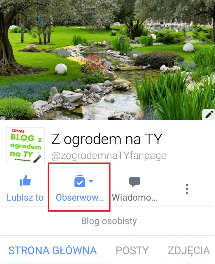 informacja dla Czytelników zogrodemnaTY4
