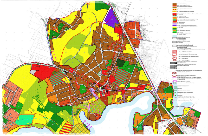 Unikalne Jak czytać miejscowy plan zagospodarowania przestrzennego? - z ML01