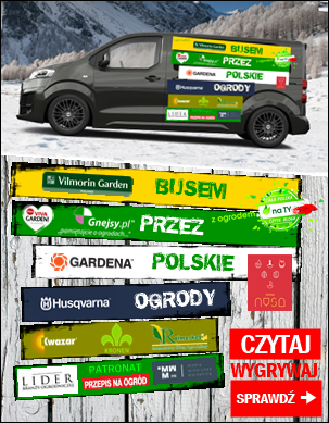 Busem przez polskie ogrody